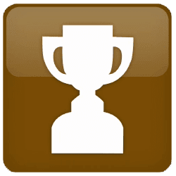 Trophy Icon for All's Well That Ends Well