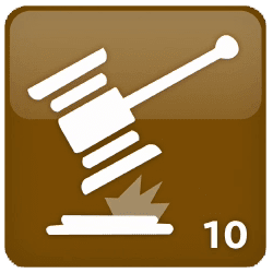 Trophy Icon for Auctioneer