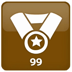 Trophy Icon for End of the Road