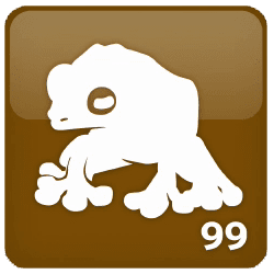 Trophy Icon for Frog Wrangler