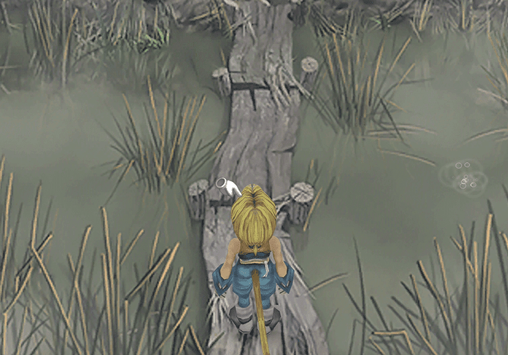 Zidane in Qu's Marsh