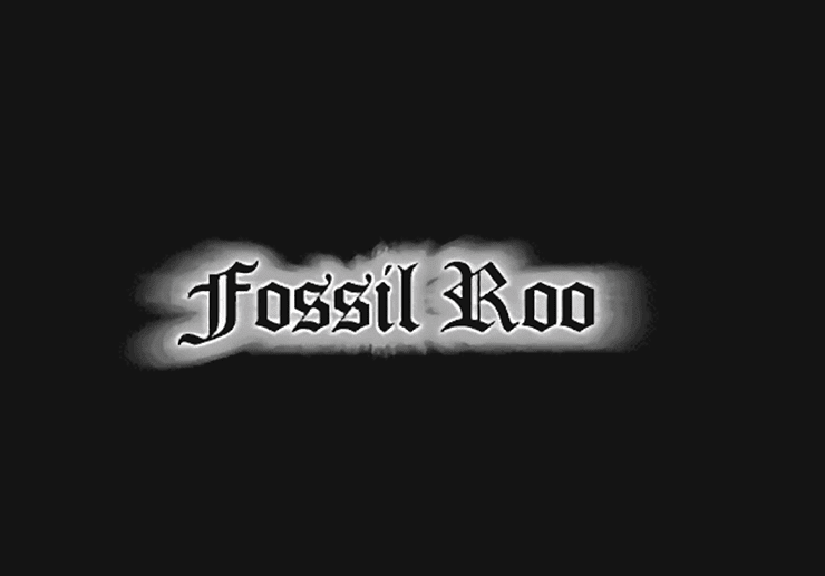 Fossil Foo Title Screen