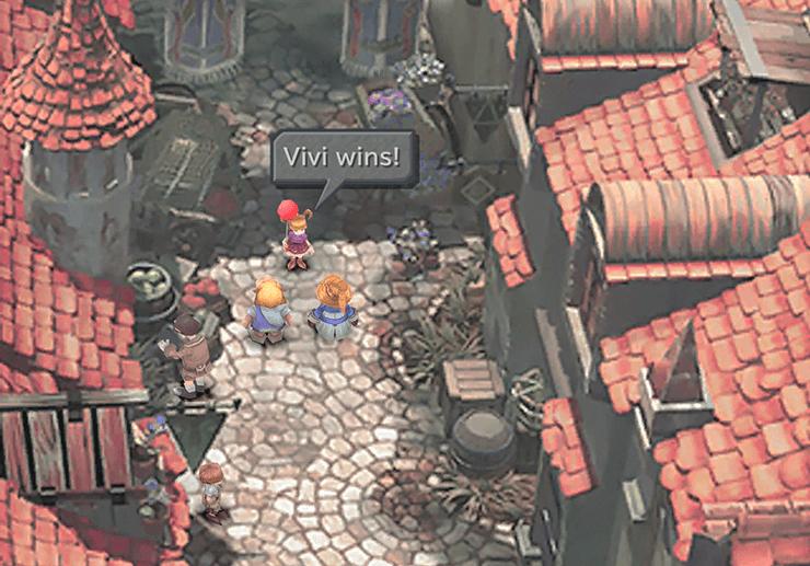 Final Fantasy IX Side Quests: Hippaul Racing - Jegged com