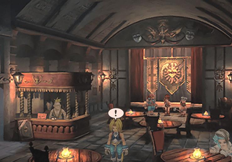 Final Fantasy IX Walkthrough: Returning to Alexandria