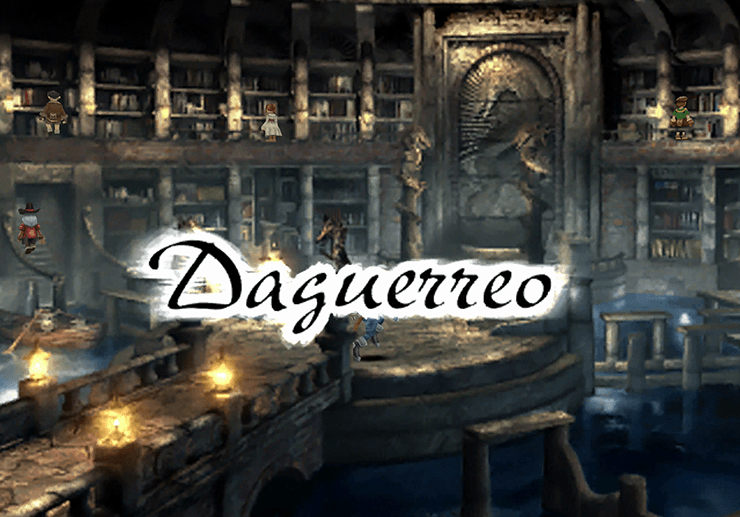 Daguerreo title screen