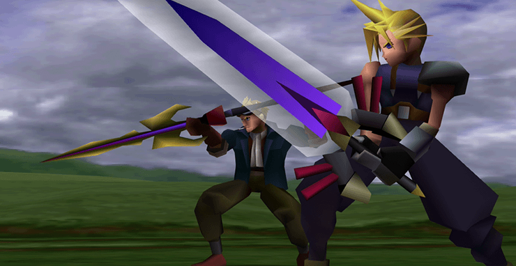 Final Fantasy VII Limit Breaks: Cid - Jegged com