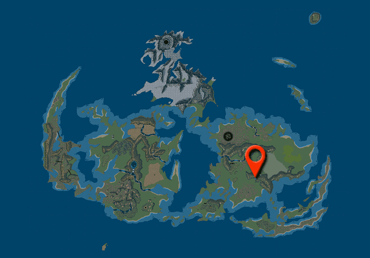 Mythril Mine Location
