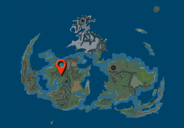 Nibelheim Location