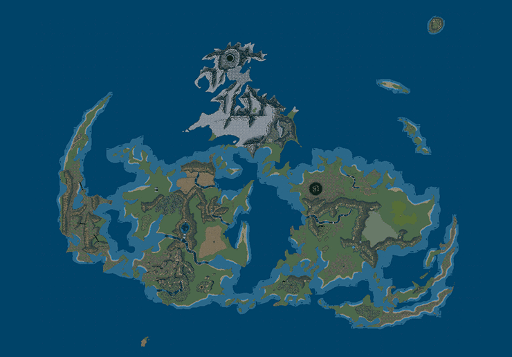 Final Fantasy Vii World Map Locations Jegged Com