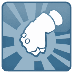 Trophy Icon for Packing a Punch