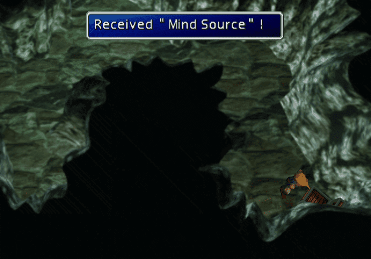 Mind Source in the Mythril Mine