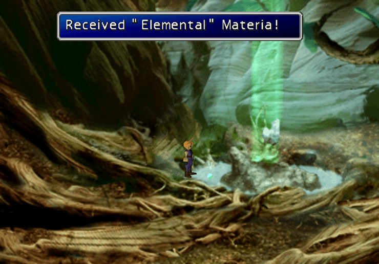 The newly formed Elemental Materia