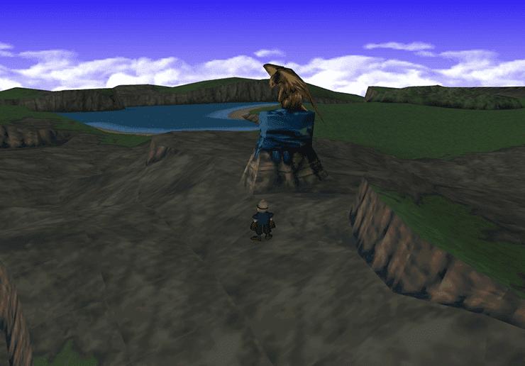 Final Fantasy VII Walkthrough: Fort Condor Mission - Jegged.com