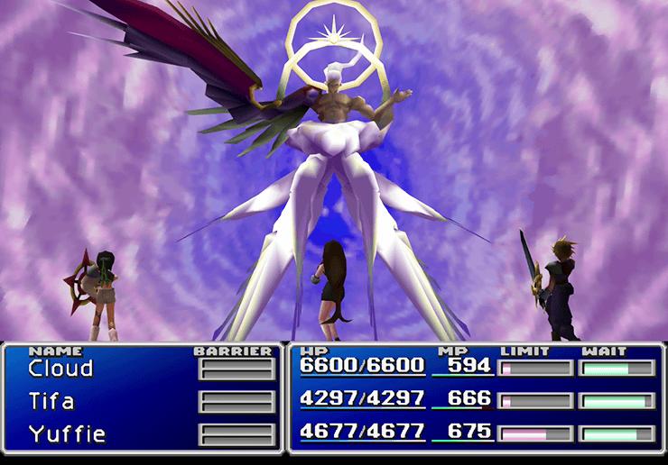 Final Fantasy Vii Walkthrough Sephiroth Jegged Com