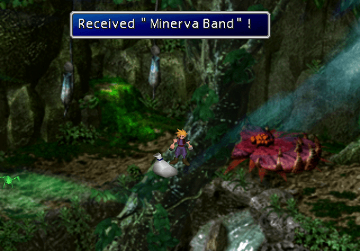 Final Fantasy VII Side Quests: The Ancient Forest