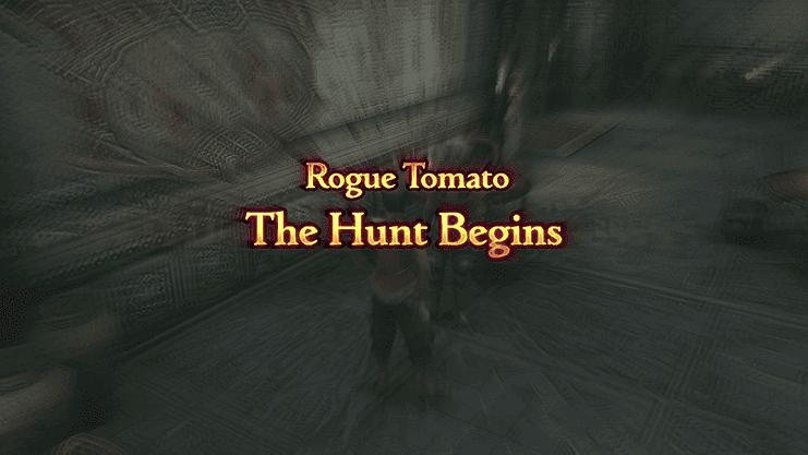 The Rogue Tomato Hunt Begins