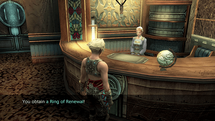 Final Fantasy XII Side Quest: Ann's Letter   Jegged.com