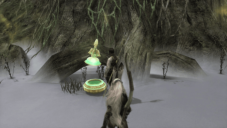 Opening the second Urn that contains the Feywood Candle