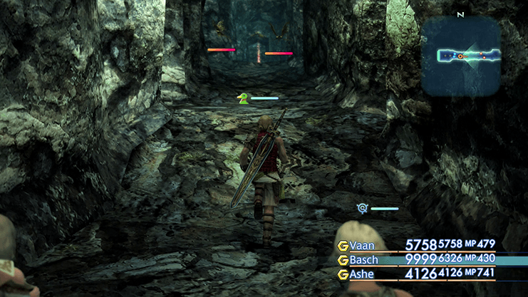 Entrance to Phase 2 Dig in the Henne Mines on the way to Zodiark