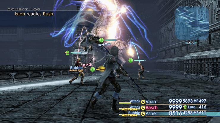 Final Fantasy XII - Hunt 43: Fishy Dreams (Ixion - Rank VI
