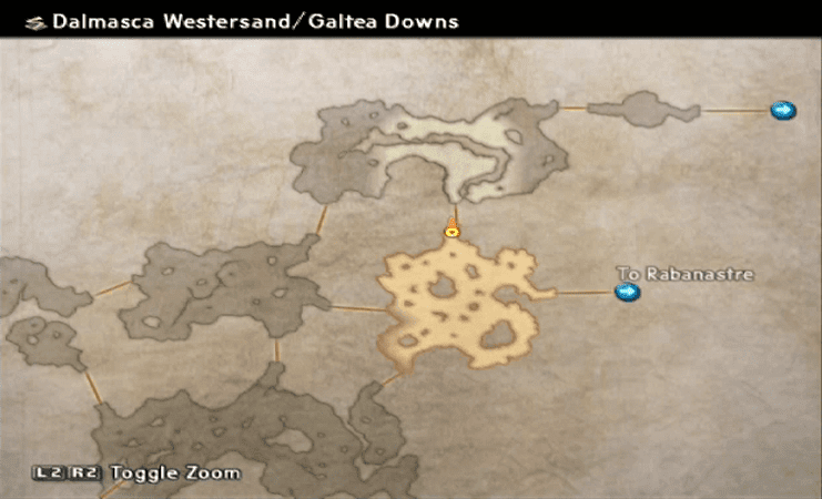 Approaching the Dustia Spawn Area through the Galtea Downs