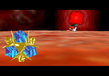 Princess Ruto reaching for the Zora's Sapphire
