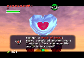 The Heart Piece on the top of the Lakeside Laboratory