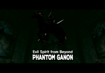 Evil Spirit from Beyond, Phantom Ganon