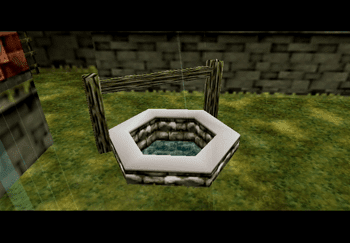 The Bottom of the Well dungeon in Kakariko Village