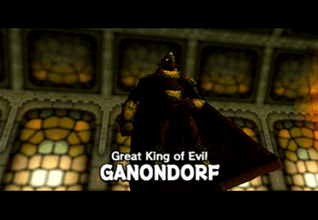 Great King of Evil, Ganondorf