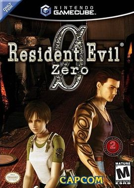 Cover Art for Resident Evil 0