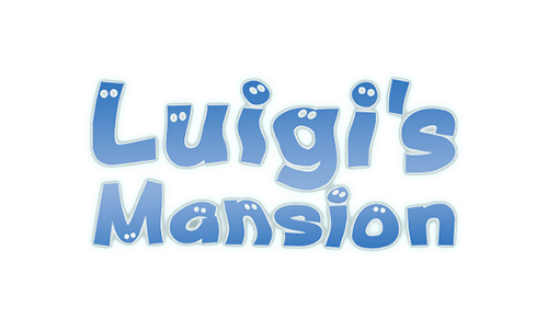 Luigi's Mansion Logo